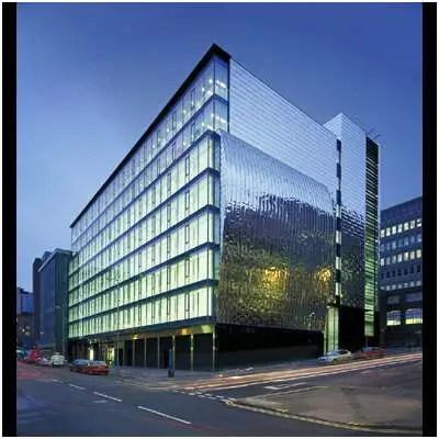 Spectrum Building Glasgow Glasgow Architecture