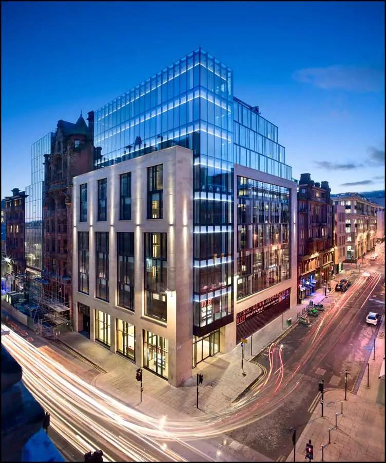 Waterloo Street, Glasgow Offices Building