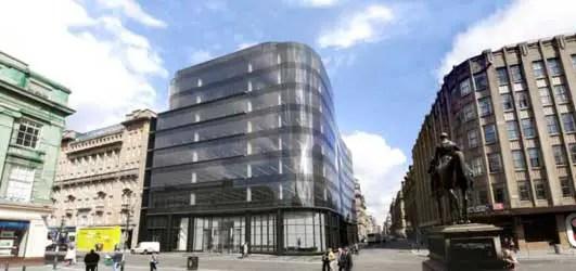 110 Queen Street Glasgow