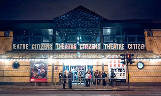 Citizens Theatre Glasgow
