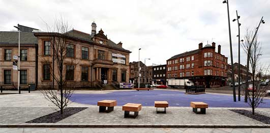Public Realm Glasgow