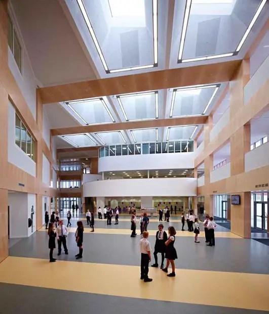 Park Mains High School Building Erskine