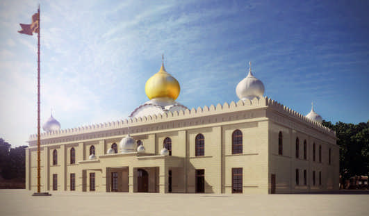 Glasgow Gurdwara