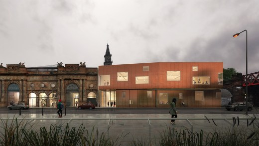 Briggait Creation Centre Glasgow