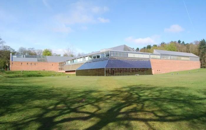 Burrell Museum Building Glasgow