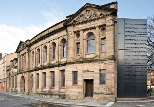 Glasgow Women's Library building