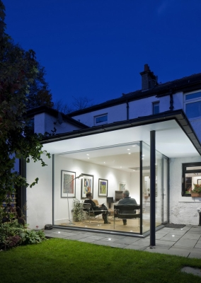 Helensburgh Drive House Extension