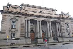 Perth City Hall Building