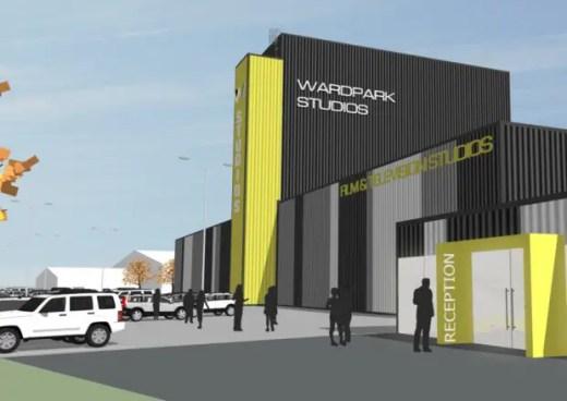 Wardpark Studios Building