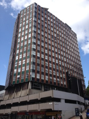 Strathclyde University Building