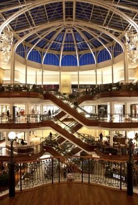Shopping Centre Glasgow