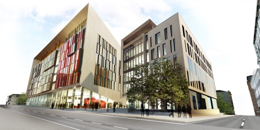Technology and Innovation Centre Strathclyde