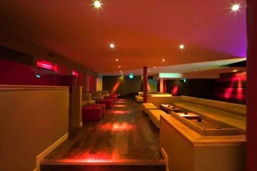 O2 ABC Nightclub Glasgow chill out lounge