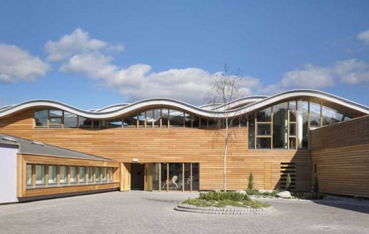 Robin House Balloch Children's Hospice Scotland