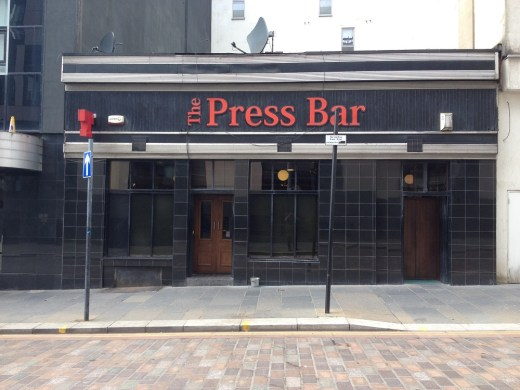 The Press Bar Albion Street