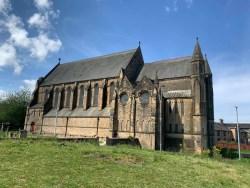 Govan Old Parish church buildng