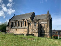 Govan Old Parish church buildng