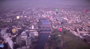 Aerostatic Bloomage Glasgow