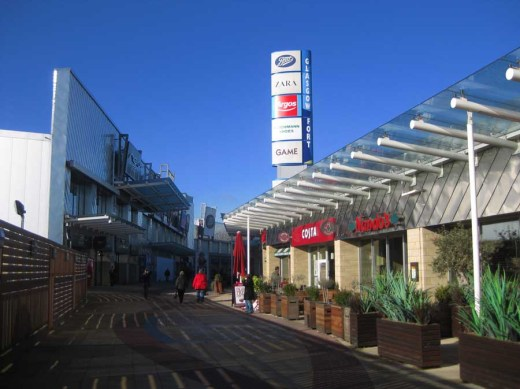 Glasgow Fort Retail Centre