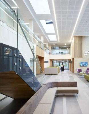 Lanarkshire Beatson interior