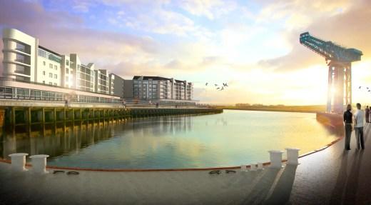 Queens Quay Masterplan