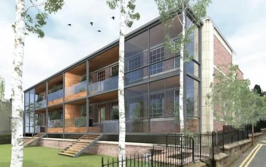 Blairgowrie building design