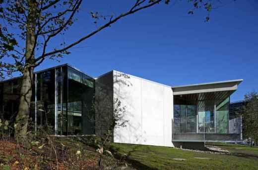 Maggie's Gartnavel Centre building
