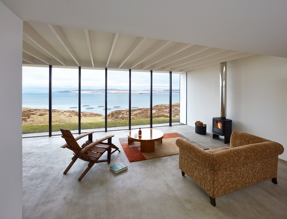 Cliff House - Isle of Skye - Dualchas Architects