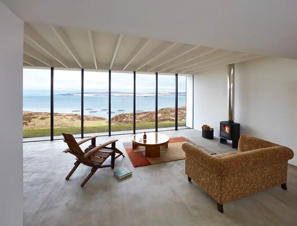 Cliff House - Isle of Skye - Dualchas Architects