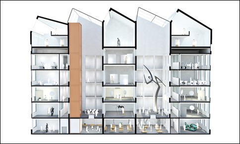 Glasgow School of Art Stow College Building Conversion