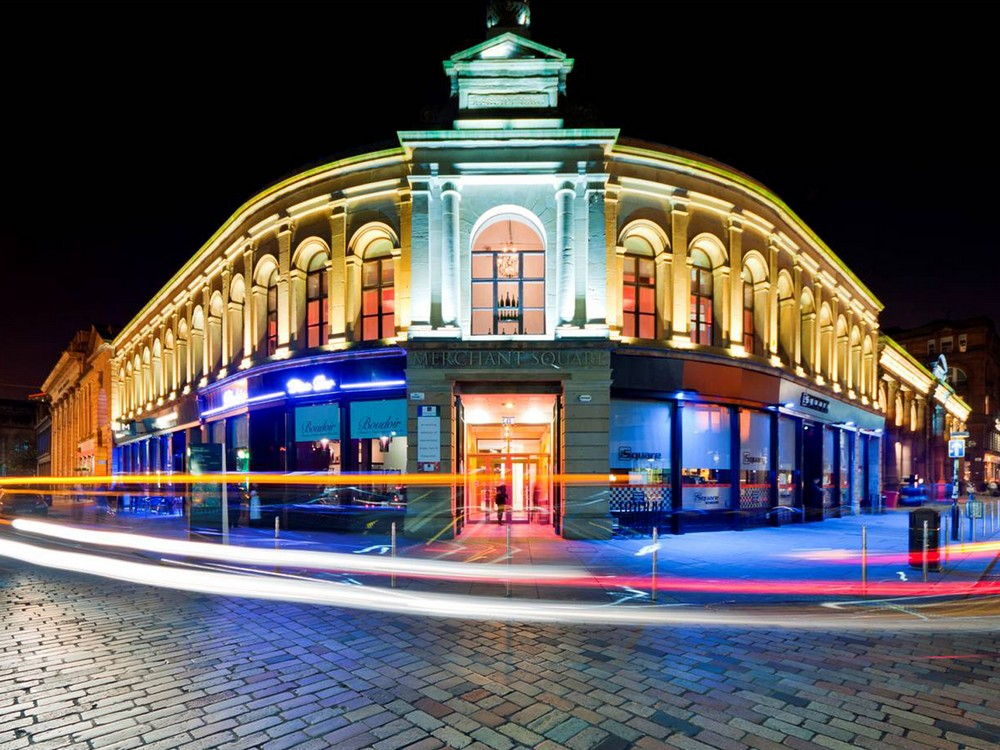 Mosaic Architecture Design News Glasgow Architecture