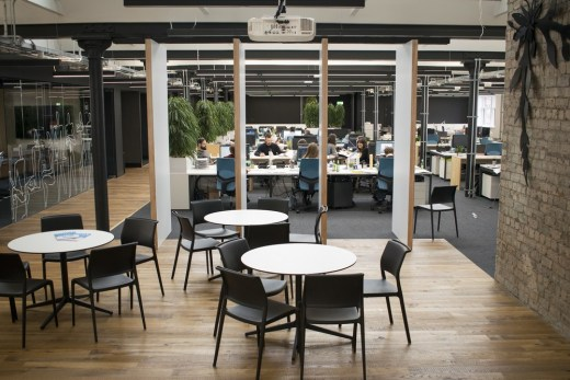 Threesixty Architecture at The Garment Factory in Glasgow