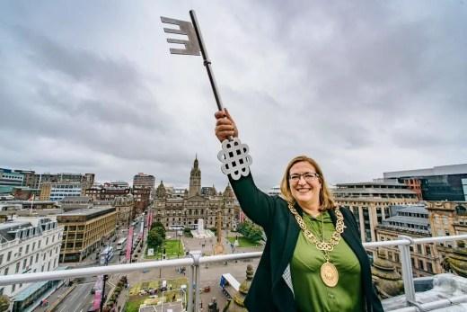Glasgow Doors Open Days 2018 opening of bookings