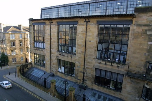 The Glasgow School of Art Masterwork