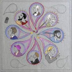 Coats Memorial tapestry