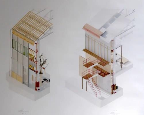 Mac School of Architecture Degree Show 2019 design by Rasita Artemjeva