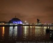 Glasgow Armadillo - Clyde Auditorium, SECC Arena