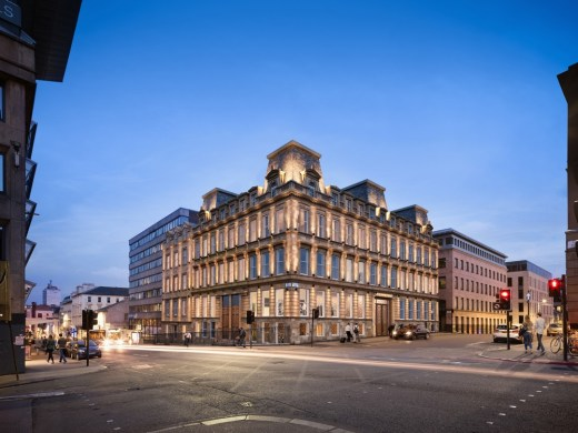 The Wellington in Glasgow Hotel