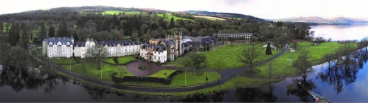 Cameron House Loch Lomond Spa Hotel Resort Scotland