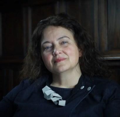 New Glasgow School of Art Director Penny Macbeth