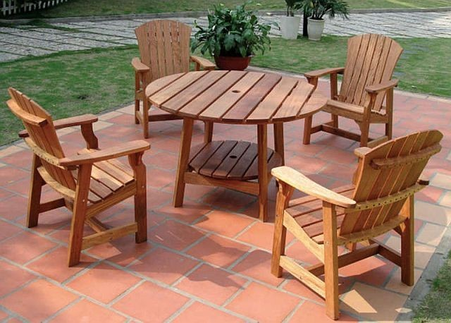 External Furniture Manufacturers for Architects Advice