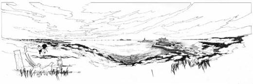 Irish Sea Tunnel Concept Alan Dunlop - Glasgow Building News 2020