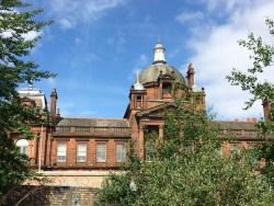 Govan Burgh Halls building facade