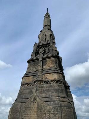 Necropolis Glasgow monument