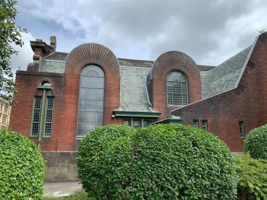 St. Anne RC church Dennistoun Glasgow