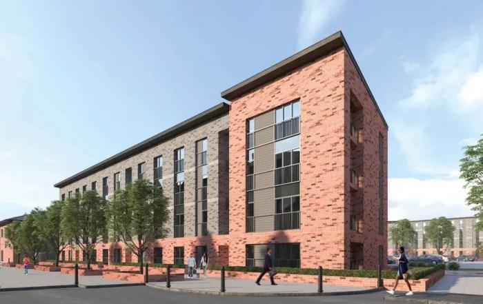 North Kelvin Apartments, Shakespeare Street Spectrum Properties