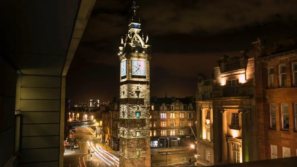 Glasgow gaming establishments are architectural gems