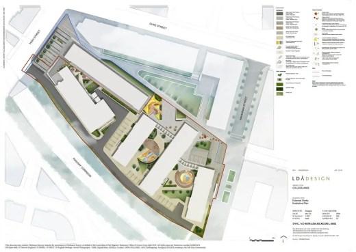 Collegelands Glasgow landscape design