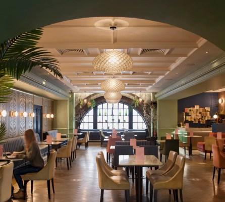 voco Grand Central Glasgow Hotel interior