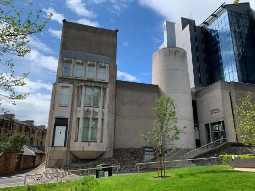 Hunterian Art Gallery, University Of Glasgow